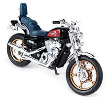 Welly Die Cast Motorcycle Honda Steed 600