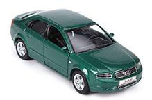 Welly Audi A4 Vehicle Model