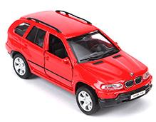 Welly BMW X5 Vehicle Model