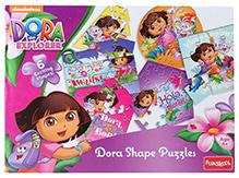Funskool Dora Shape Puzzle