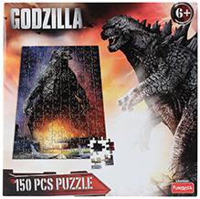 Funskool Godzilla Movie Puzzle - 150 Pieces