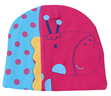 Babyhug Cap - Animal Print