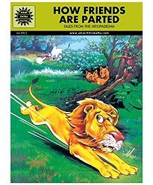 Amar Chitra Katha - How Friends Are Parted