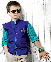 Active Kids Wear Shirt And Trouser With Jacket