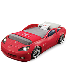 Step2 Corvette Bed Toddler To Twin With Lights