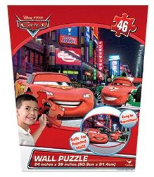 Cardinal Gates Car Wall Puzzle - 46 Pieces