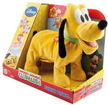 IMC Toys Funny Pluto