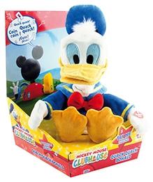 IMC Toys Quack Quack Donald Soft Toy