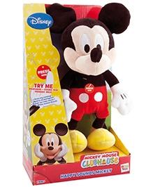 IMC Toys Happy Sounds Mickey Soft Toy