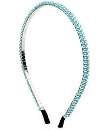 Stol'n Hair Band Aqua - Stone Beads