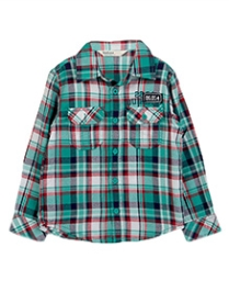 Beebay Full Sleeve Shirt - Checks