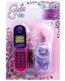 Steffi Love Mobile Phone Set - Blue & Purple