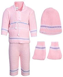 Babyhug Winter Wear Set