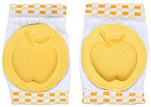 Fab N Funky Baby Knee Pad - Apple Design