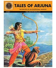 Amar Chitra Katha Tales of Arjuna