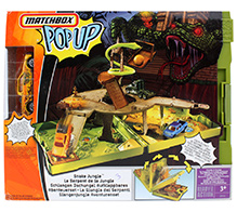 Matchbox Pop Up Snake Jungle Playset