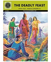 Amar Chitra Katha - The Deadly Feast