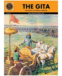 Amar Chitra Katha The Gita