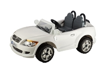 Marktech -Sedan Double Seater Car Sparkling White