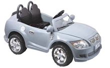 Marktech - Sedan Double Seater Car Stylish Grey