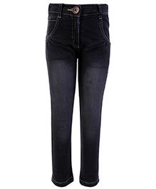 Little Kangaroos Denim Jeans - Black