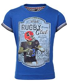 Ruff T-Shirt Short Sleeves - Rugby Club
