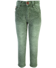 Ruff Jeans Full Length - Green