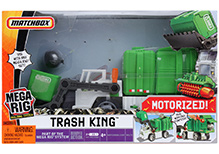 Matchbox Trash King Building System