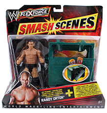 WWE Flexforce Smash Scenes - Randy Orton