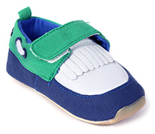 Cute Walk Baby Booties - Velcro Closure