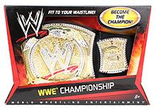 Matel WWE Championship Title Belt