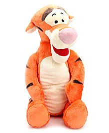 Disney Soft Toy Tiger Floppy - Orange