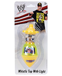 WWE John Cena - Sound Top With Light