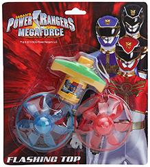 Power Ranger Flashing Top
