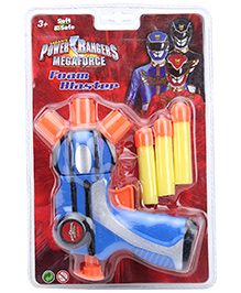 Power Rangers Foam Blaster - Blue