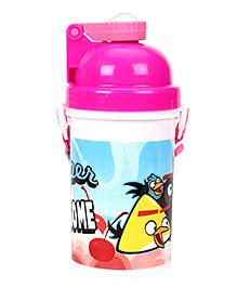 Angry Birds Water Bottle - 500 Ml - Capacity 500 Ml