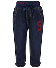 Gini & Jony Jeans With Elasticated Waist
