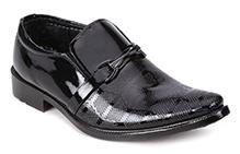 Sweet Year Shoes Slip On Style - Black