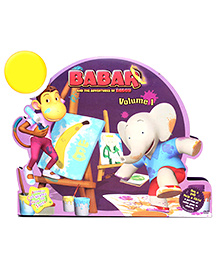 Radical Multimedia Babar And The Adventures Of Badou - DVD Volume 1