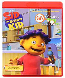 Radical Multimedia Sid The Science Kid Volume 5 - English