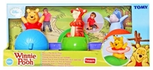Funskool Winnie The Pooh Spin N Play Acorn Train