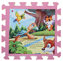 Kumar Toys Foam Mat Puzzle - Multi Colour