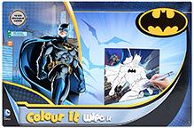 Toysbox Colour It And Wipe It - Batman