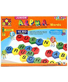 Toysbox Alpha Words - Pre-Educational Game