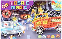 Toysbox Mosaic Magic Rescue Team