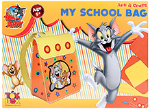 Toysbox My School Bag - Tom And Jerry