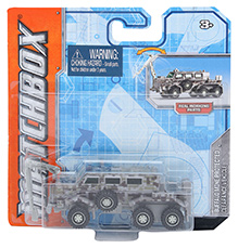 Matchbox Buffalo Mine Protected Clearance Vehicle
