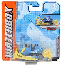 Matchbox Max Bulldozer - Yellow