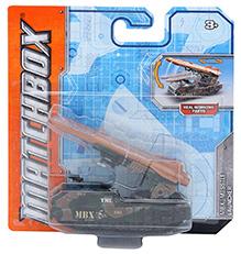 Matchbox Missile Launcher