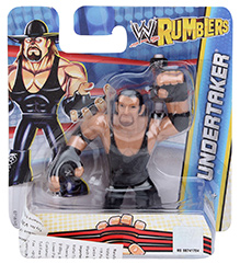 WWE Figure Undertaker - Height 7 cm